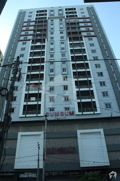 Sum Sum Grand 4 Bed West Open Flat Is Up For Sale On Khalid Bin Walid Road