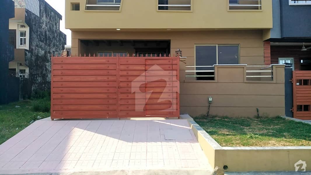 Double Storey House Available For Sale In D-12/1 Islamabad