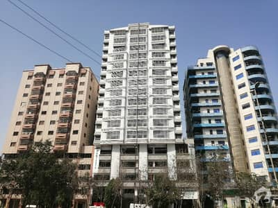 A Well Built Zulakha Comfort 4 Bed Flat Is Up For Sale On Main Shaheed Millat Road