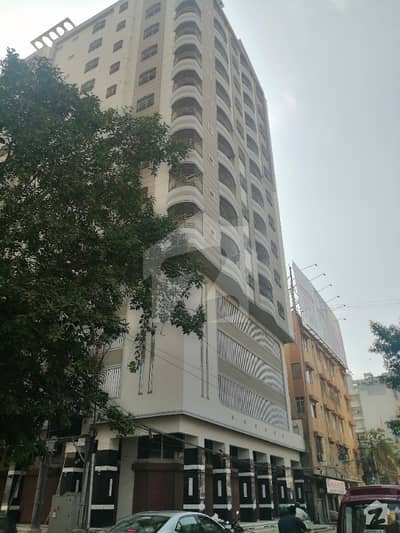 Al Rehman Corner 4 Bed Flat Is Up For Sale On Shaheed Millat Road