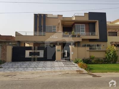 او پی ایف ہاؤسنگ سکیم لاہور میں 6 کمروں کا 1 کنال مکان 3.5 کروڑ میں برائے فروخت۔