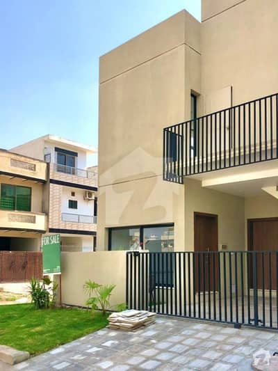 5 Marla Corner Spectacular Fully Furnished Double Unit House For Sale In Islamabad