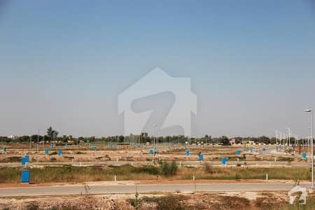 10 Marla Residential Plot For Sale In Sector D Bahria Town CC Block