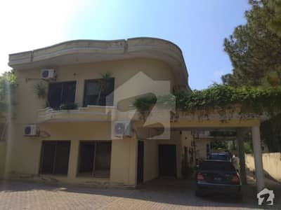 888 Square Yards Corner Park Road Modern House For Sale In F8 Islamabad