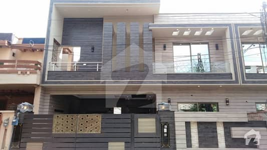 iqbal town best 10 Marla Brand New Luxury House Is Available For Sale