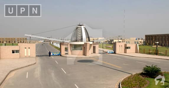 5 Marla Plot For Sale In Bahria Orchard Phase 2 D Block Ext