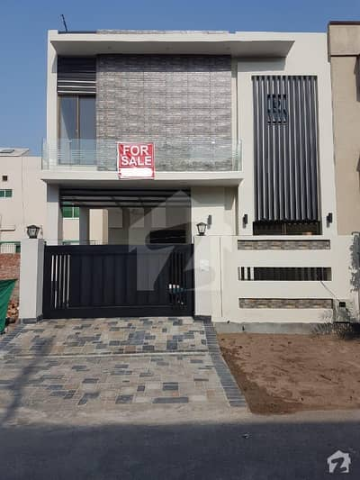 DHA Phase 5 Block B Brand New House For Sale