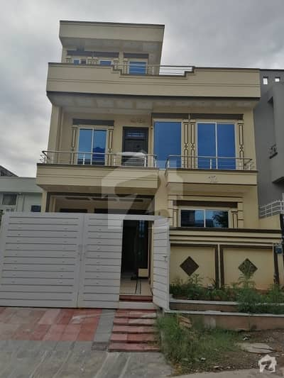 G-13 Brand New Beautiful House For Sale