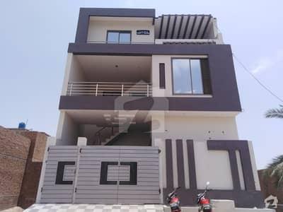 سمّہ ستا روڈ بہاولپور میں 4 کمروں کا 5 مرلہ مکان 80 لاکھ میں برائے فروخت۔
