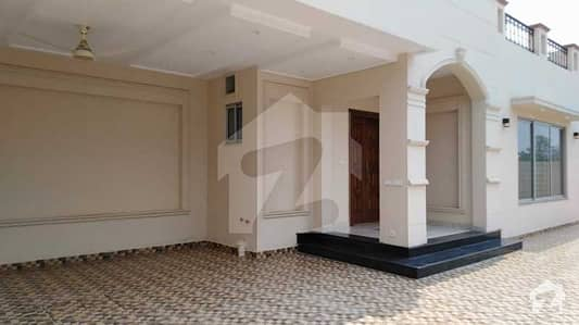 A Nicely Build 24 Marla Brand New Double Storey Corner House Is Available For Sale In EME Society - Block A Lahore