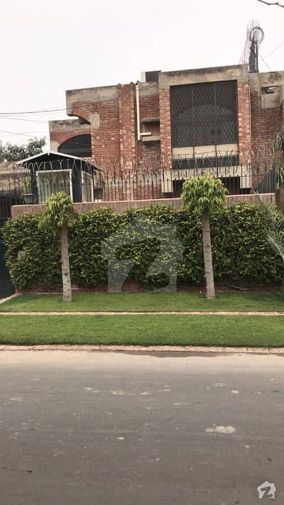 1 Kanal Full House Is Available For Rent In Cantt