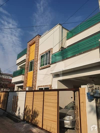 Beautiful New Double Storey House Is Available For Sale In Habibullah Colony  Abbottabad
