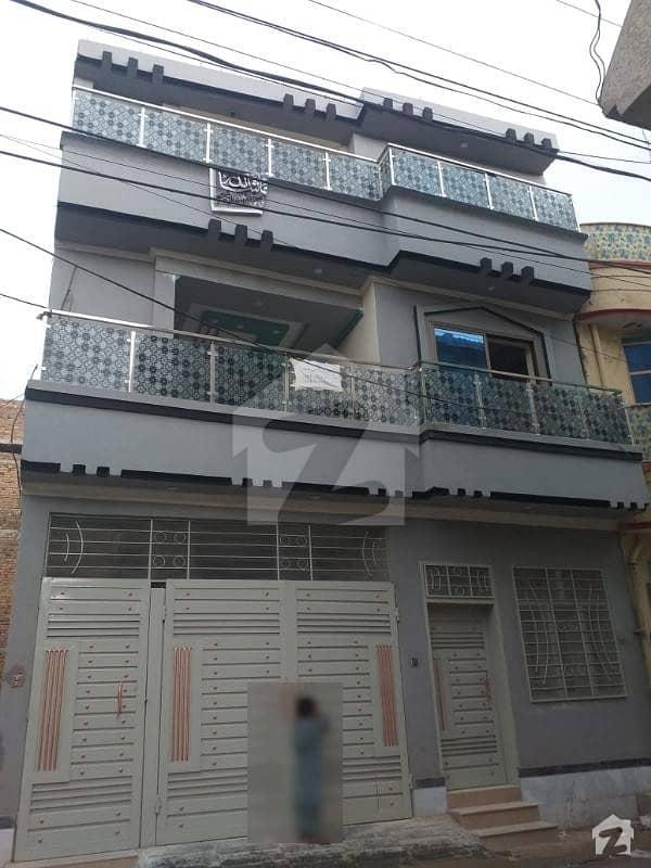 ورسک روڈ پشاور میں 5 کمروں کا 5 مرلہ مکان 1.35 کروڑ میں برائے فروخت۔