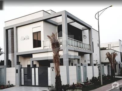 8 Marla Corner House For Sale 4 Bedroom