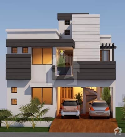 Brand New 30x60 Sq Ft House For Sale In F-17-2 Mpchs Islamabad