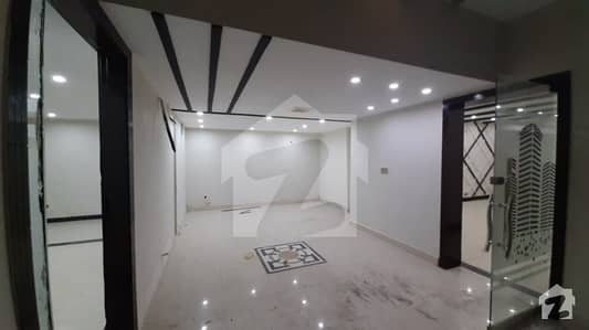1 Kanal Brand New Commercial Building With Basement For Rent In Johar Town Lahore