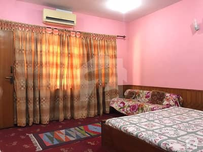Defence One Bedroom Fully Furnished For Rent In Dha