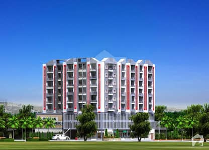 Apartment For Sale In Bostan Heights