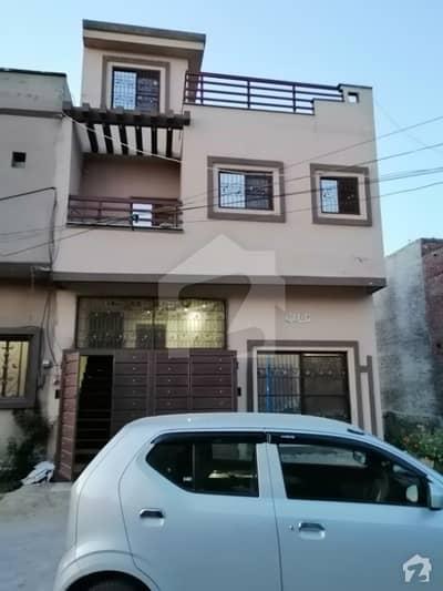 غوث گارڈن - فیز 4 غوث گارڈن لاہور میں 3 کمروں کا 3 مرلہ مکان 50 لاکھ میں برائے فروخت۔