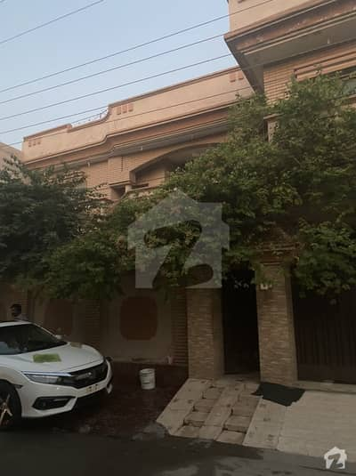 Kareem Town Peoples Colony 10 Marla House For Sale