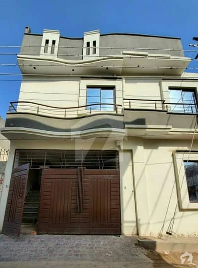 2.5 Marla Corner Brand New Double Storey House For Sale