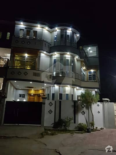 A Personal Well Built Beautiful Luxury Double Storey House In Gated Society