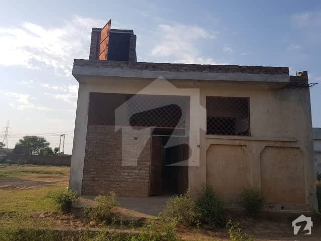 Semi Furnished 5 Marla House For Sale