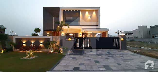 5 Years Old Muzhir Munir Designer House For Sale