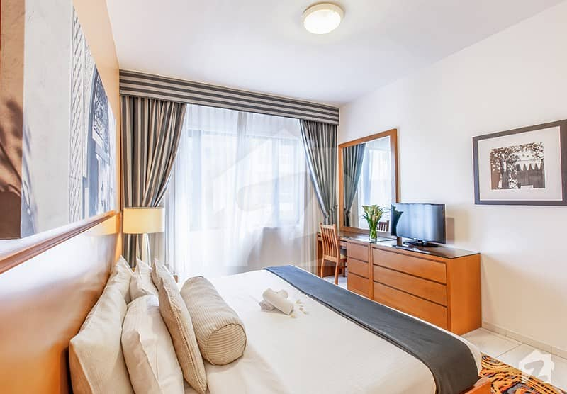 3 Bedroom Apartments Available For Sale On Installments In Theme Park Tower