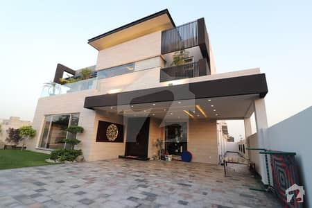 One Kanal Brand New House For Sale In DHA Phase 6