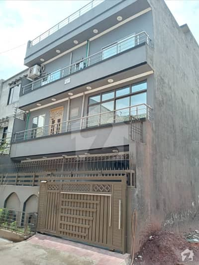 H-13 Brand New House Available For Sale