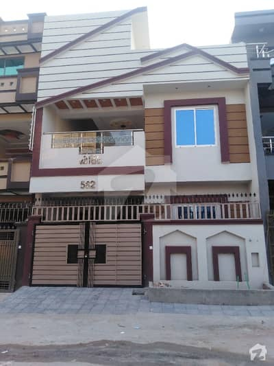 5 Marla Beautiful And Solid House At Very Reasonable Price