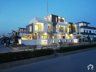 1 Kanal Luxury Corner House For Sale In Phase 4 Bahria Town