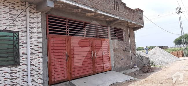 8 Marla Structure House For Sale