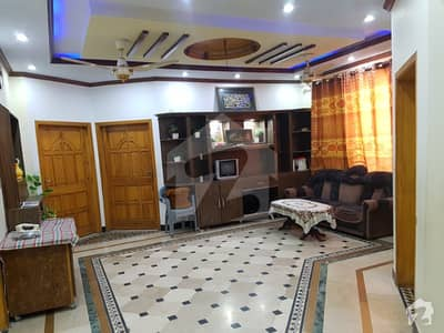 10 Marla House For Sale In Ghauri Town Islamabad