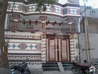 Zero Meter Double Storey Luxury House For Sale