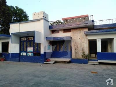 2 Kanal House In Shah Jamal On Main Road