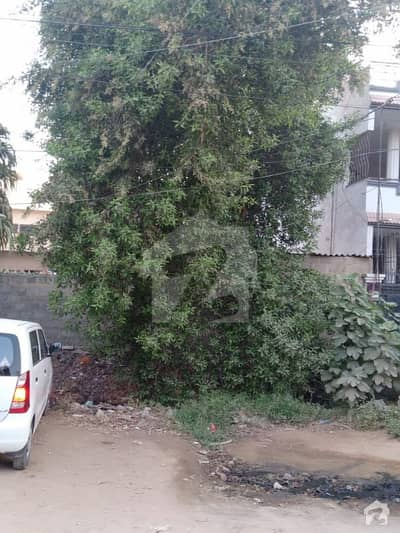 240 Sq Yards Plot For Sale West Open Main 100 Feet Dividing Road In Vip Block 15  Gulistan-E-Jauhar