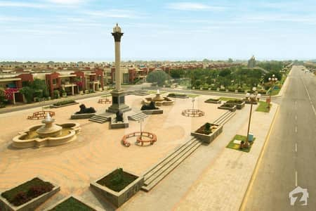 Ideal 10 Marla Plot For Sale In Janiper Block Sector C Bahria Town Lahore