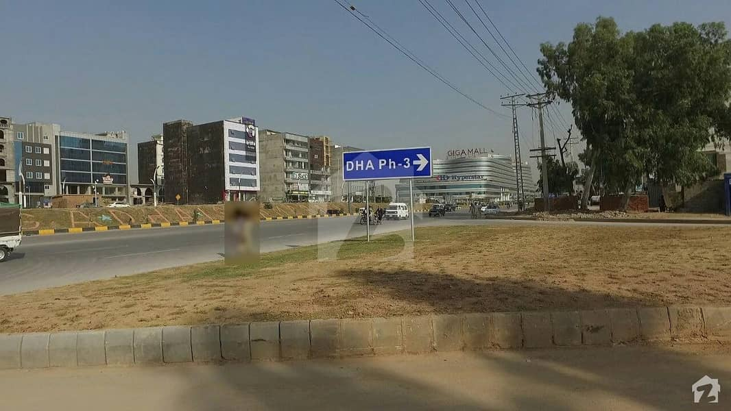 One Kanal Plot For Sale In Dha Phase 3 Islamabad