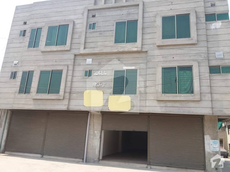 3.5 Marla Residential Flat Is Available For Rent At Airline Housing Society At Prime Location