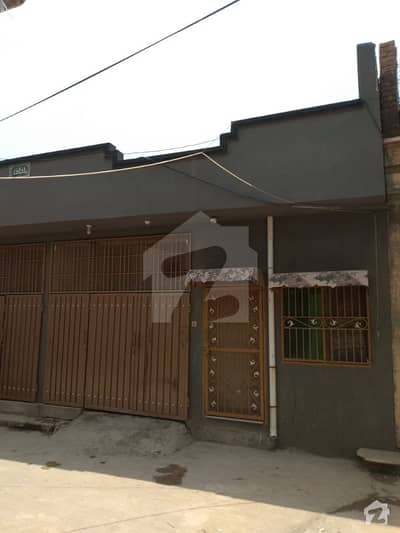Single Storey House For Sale In Dhok Gujran