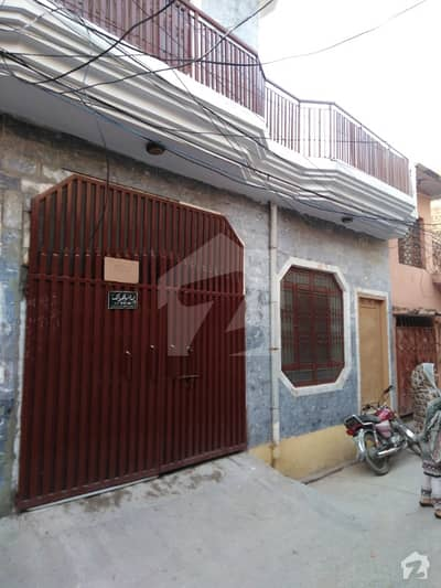Double Storey House Is Available For Sale In Sadiqa Abad Rawalpindi