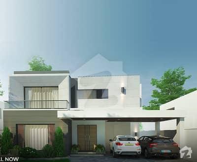 5 Marla Villa On 1 Year Easy Installment In Park View City Islamabad