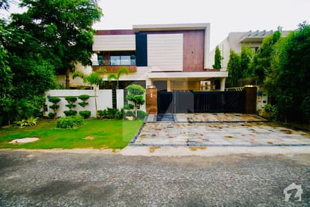 1 Kanal Latest Design House For Sale In DHA Phase 5  Block B On 150 Feet Road