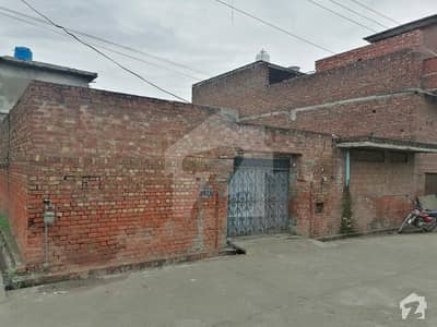 House For Sale In Bissmillah Colony Sialkot By Pass