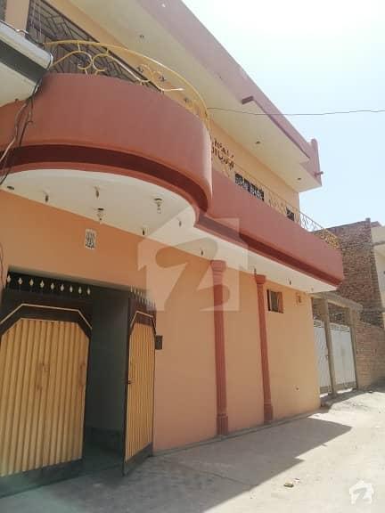 نیوغلہ منڈی خانپور میں 5 کمروں کا 7 مرلہ مکان 65 لاکھ میں برائے فروخت۔