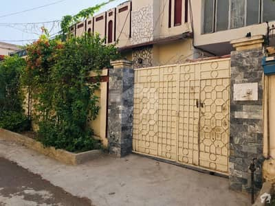 House Available For Sale In Hayatabad Phase 2