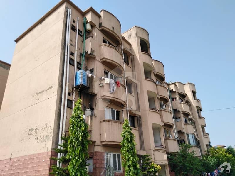 جی ۔ 11/4 جی ۔ 11 اسلام آباد میں 2 کمروں کا 3 مرلہ فلیٹ 75 لاکھ میں برائے فروخت۔