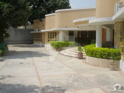 4 Kanal House For Sale With Beautiful Lawn In The Heart Of Rawalpindi